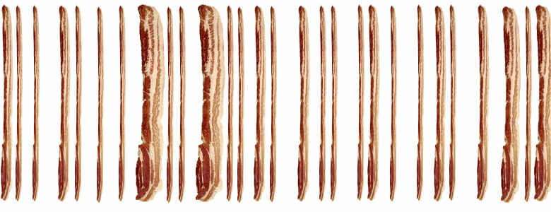 bacon barcode