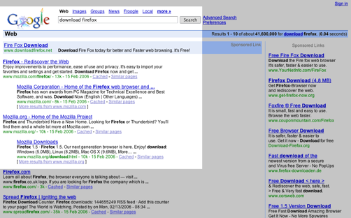 Download Firefox - Google Search